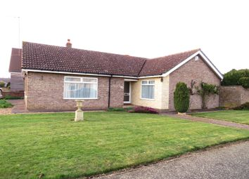 Thumbnail 3 bed detached bungalow for sale in Eastwood, Chatteris