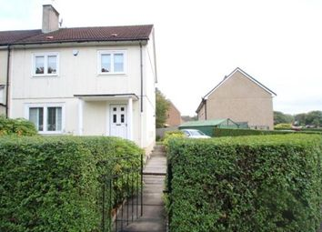Thumbnail 3 bed end terrace house for sale in Lamont Road, Balornock, Glasgow