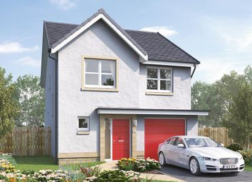 "Thumbnail 4 bed detached house for sale in ""The Ashbury"" at Mauricewood Road, Penicuik"