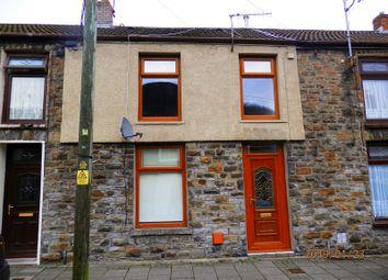 Thumbnail 3 bedroom terraced house for sale in Scott Street, Tynewydd, Rhondda Cynon Taff.