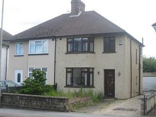 Thumbnail 3 bed semi-detached house to rent in Temple Cowley, East Oxford