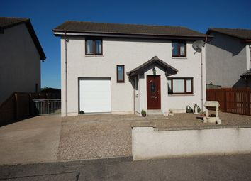 Thumbnail 4 bed detached house for sale in Linksfield Road, Mosstodloch, Fochabers