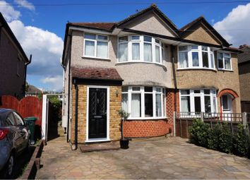 Thumbnail 3 bed semi-detached house for sale in Malvern Way, Croxley Green