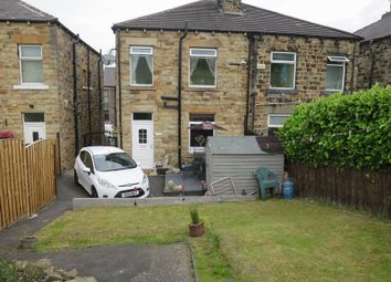 Thumbnail 1 bed end terrace house for sale in Commonside, Hanging Heaton, Batley