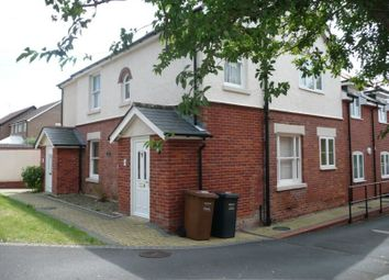 Thumbnail 2 bed flat to rent in Eastfield Road, Andover
