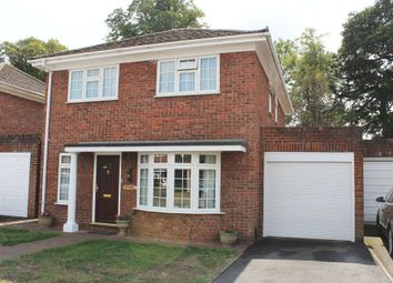 Thumbnail 4 bedroom detached house for sale in Vicarage Court, Egham
