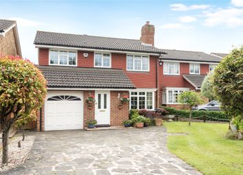Thumbnail 4 bed detached house for sale in Munnery Way, Orpington