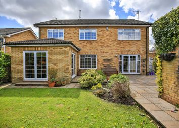 Thumbnail 5 bed detached house for sale in Ridgeway, Lisvane, Cardiff