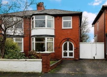 Thumbnail 3 bedroom semi-detached house for sale in Rydal Road, Heaton, Bolton