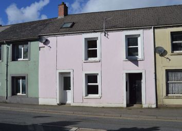 Thumbnail 1 bed property to rent in St. Catherine Street, Carmarthen