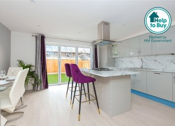 Thumbnail 3 bed semi-detached house for sale in Otterfield Road, Yiewsley, West Drayton, Middlesex
