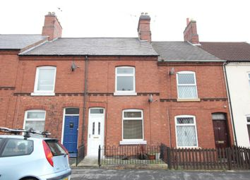 3 bed terraced house to rent in Queens Road, Hinckley LE10