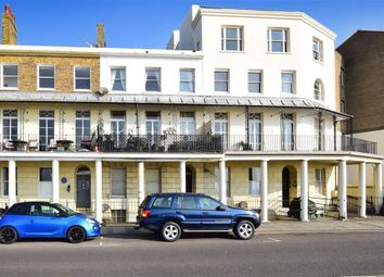 Thumbnail 2 bed flat for sale in Wellington Crescent, Ramsgate, Kent