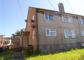 Thumbnail 2 bedroom flat to rent in Orchard Crescent, Plymstock, Plymouth