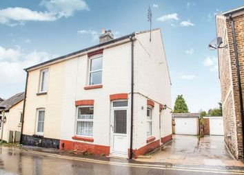 Thumbnail 2 bed semi-detached house for sale in High Street, Temple Ewell, Dover, Kent