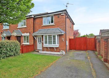 Thumbnail 3 bed town house for sale in Torbay Crescent, Nottingham