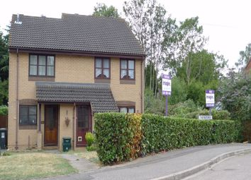 Thumbnail 1 bed flat to rent in Meadowbank, Oxhey, Hertfordshire