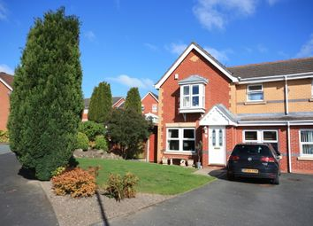 Thumbnail 3 bed end terrace house for sale in Whitfield Road, Kidsgrove, Stoke-On-Trent