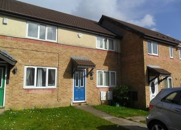 Thumbnail 2 bed terraced house for sale in Clos Celyn, Llansamlet, Swansea.