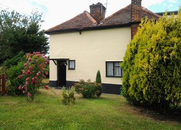 Thumbnail 6 bed cottage for sale in Church Lane, Abridge