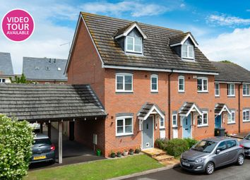 Thumbnail 3 bed end terrace house for sale in Forge Way, Dorrington, Shrewsbury