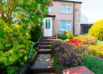 Thumbnail 3 bed semi-detached house for sale in Cilhaul, Treharris