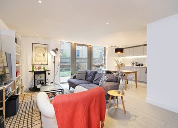Thumbnail 2 bed flat to rent in Canalside Square, London
