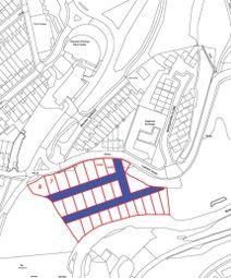 Thumbnail Land for sale in Plots 7 & 8, Cardiff Road, Treharris, Mid Glamorgan