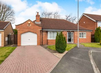 Thumbnail 2 bed detached bungalow for sale in Brambling Close, Norton, Stockton-On-Tees