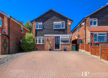 Thumbnail 4 bed detached house for sale in Hocken Mead, Crawley