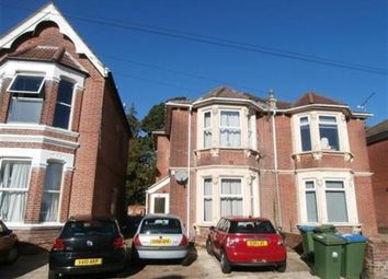Thumbnail 4 bed flat to rent in Gordon Avenue, Southampton