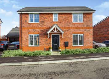 3 bed detached house for sale in Leveson Crescent, Codsall, Wolverhampton WV8