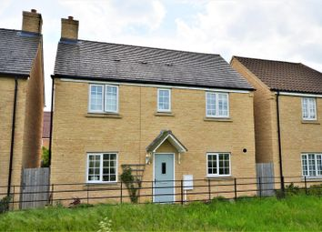 Thumbnail 3 bedroom detached house for sale in Sycamore Close, Kings Cliffe, Peterborough