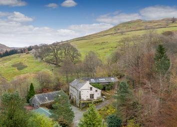 Thumbnail 4 bedroom farmhouse for sale in Low Grove House, Stockghyll Lane, Ambleside, Lake District