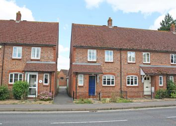 Thumbnail 2 bedroom terraced house for sale in The Street, Crowmarsh Gifford, Wallingford