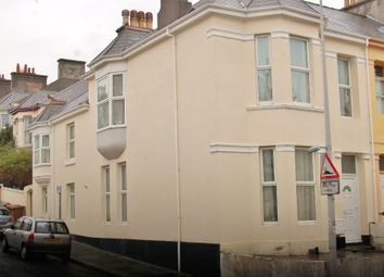 Thumbnail 7 bed town house to rent in Beaumont Road, St Judes, Plymouth