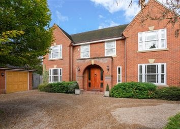 Thumbnail 4 bed detached house for sale in Heatherset Close, Esher, Surrey
