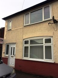 Thumbnail 2 bedroom end terrace house to rent in Delaware Street, Preston