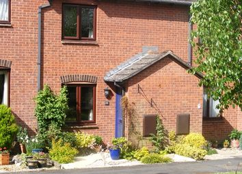 Thumbnail 2 bedroom terraced house to rent in Nurseries Close, Topsham, Exeter