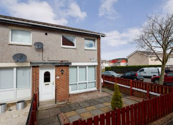 Thumbnail 2 bed end terrace house for sale in Davidson Lane, Carluke, South Lanarkshire