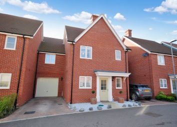 3 bed semi-detached house for sale in Russell Francis Way, Takeley, Bishop's Stortford, Essex CM22