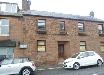 Thumbnail 2 bed flat for sale in St Michael Street, Dumfries
