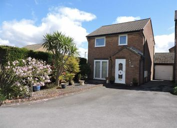 Thumbnail 3 bedroom detached house for sale in Llys Penpant, Llangyfelach, Swansea