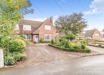 Thumbnail Semi-detached house for sale in Chequers Lane, Preston, Hitchin