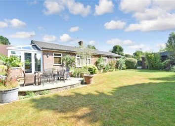 Thumbnail 4 bed detached bungalow for sale in Plovers Barrows, Buxted, Uckfield, East Sussex