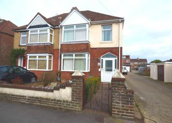 Thumbnail 3 bed semi-detached house for sale in Brighton Avenue, Gosport