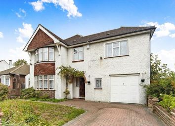 Thumbnail 4 bed detached house for sale in Blenheim Park Road, South Croydon, Surrey, .