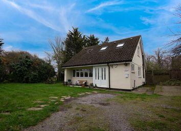 Thumbnail 4 bed bungalow to rent in Lambs Lane North, Rainham