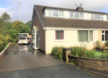 Thumbnail 4 bed bungalow for sale in Lower Parrock Road, Barrowforrd, Lancashire