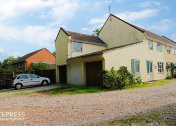 Thumbnail 4 bed end terrace house for sale in The Street, Neatishead, Norwich, Norfolk